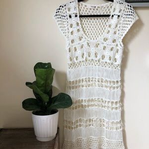 Crochet Bikini Coverup